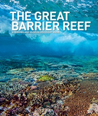 Front cover of the Great Barrier Reef Discovery Guide