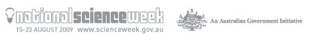 National Science Week, an Australian Government initiative