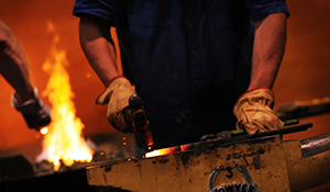 Blacksmithing Basics - SOLD  OUT