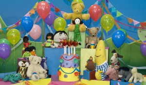 Farewell Play School Party