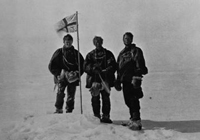 Antarctica: Quest for the South Magnetic Pole