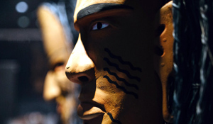 Evolution: Torres Strait Masks