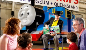 Sensory Friendly Day out with Thomas™ Session